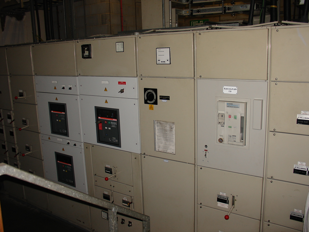 a circuit breaker is essentially